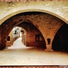 Postales: SOS DEL REY CATOLICO - ZARAGOZA - CALLE FERNANDO EL CATOLICO. Lote 178180323