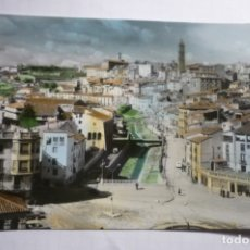 Postales: POSTAL TARAZONA -VISTA GENERAL COLOREADA CM. Lote 178388706
