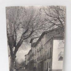 Postales: POSTAL ANTIGUA DE GRAUS. CALLE DE DON JOAQUIN COSTA. Lote 178606635