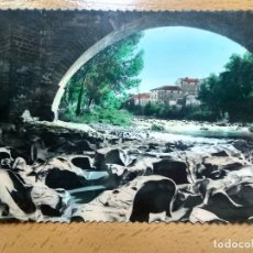 Cartes Postales: ALCAÑIZ. RIO GUADALOPE.-EDICIONES SICILIA 13.. Lote 178819715