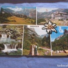 Postales: POSTAL DE VALLE DE ORDESA. Lote 178937421