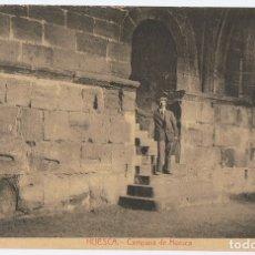 Postales: POSTAL HUESCA CAMPANA DE HUESCA . Lote 178949142