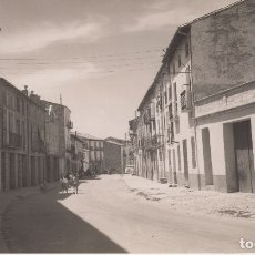 Postales: HUESCA.BENABARRE.CALLE AÑO 1964. Lote 179087466