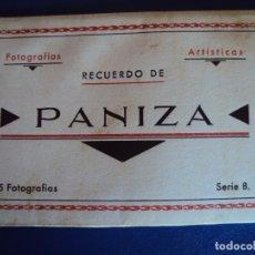 Postales: (PS-61857)BLOCK DE 5 POSTALES DE PANIZA-GRAFICAS GUILERA. Lote 179404101