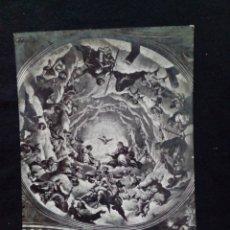 Postales: POSTAL FOTOGRÁFICA JACA 5 CÚPULA DEL ALTAR MAYOR ED. VICTORIA ESCRITA. Lote 179531082