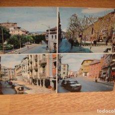 Postales: BARBASTRO - EDICIONES PEÑARROYA - SIN CIRCULAR. Lote 179555036