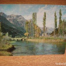 Postales: VALLE DE PINETA - HUESCA - CIRCULADA. Lote 179555245