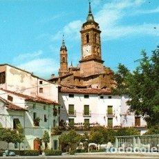 Postales: ATECA - 4 PLAZA DE ESPAÑA. Lote 180126382