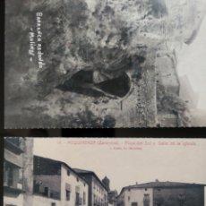 Postales: TARJETAS POSTALES COLECCIÓN EL PERIÓDICO DE ARAGÓN. REPRODUCCIÓN AUTORIZADA. Lote 180178743
