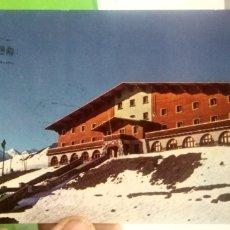 Postales: POSTAL PIRINEO ARAGONES CANDANCHU RESIDENCIA E.M. DE M. ESCRITA Y SELLADA. Lote 180331227