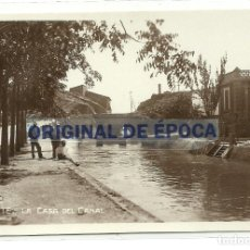 Postales: (PS-61946)POSTAL FOTOGRAFICA DE TAMARITE-LA CASA DEL CANAL. Lote 181034941