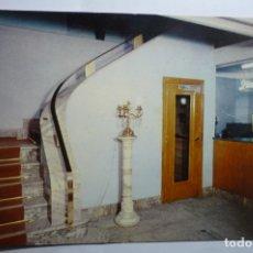 Postales: POSTAL ZARAGOZA-HOTEL CENTENARIO CM. Lote 182306495