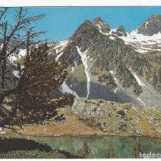 Postales: 1645 - PIRINEO ARAGONES - HUESCA.- BALNEARIO DE PANTICOSA ( VALLE DE TENA).- LAGOS AZULES.. Lote 182592917