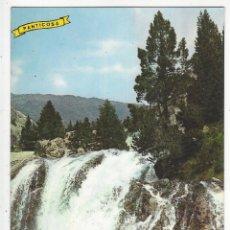 Postales: 656 - BALNEARIO DE PANTICOSA.- CASCADA EN EL CAMINO DE LOS LAGOS.. Lote 182710241