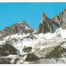 Postales: 29 - HECHO - PIRINEO ARAGONES.- VALLE D' ANSABERE. AGUJAS D' ANSABERE Y COLLADOS DE LA CHERITO Y . Lote 182713053