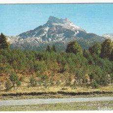 Postales: 23 - HECHO - PIRINEOO ARAGONES.- SELVA DE OZA. CASTILLO DE ACHER. 2390 M.. Lote 182714152