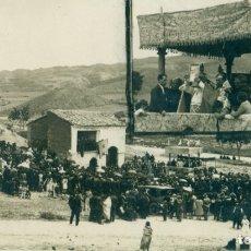 Postales: ZARAGOZA. DAROCA. CORPORALES. FOTOGRÁFICA. POSTAL COMPUESTA. HACIA 1920. MUY RARA.. Lote 182888740