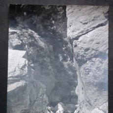 Postales: POSTAL DE BECEITE (TERUEL): EL PARRIZAL - FOTO GRACIA, ALCAÑIZ. Lote 183032812