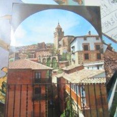Postales: POSTAL 296, ALBARRACÍN VISTA PARCIAL Y CATEDRAL. P-296. Lote 183090802