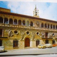 Postales: POSTAL TARAZONA .-CASA CONSISTORIAL COCHES CM. Lote 183344707