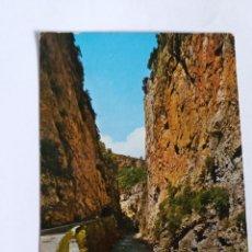 Postales: TARJETA POSTAL - VALLE DE BENASQUE - PIRINEO ARAGONES - CONGOSTRO DEL RIO ESERA 2. Lote 183363677