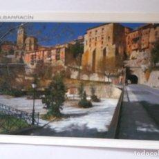 Postales: TARJETA POSTAL - ALBARRACIN TERUEL - ALB -70. Lote 183373637