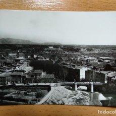Postales: BARBASTRO (HUESCA). VISTA PANORAMICA. EXCLUSIVAS CASTILLON Nº 7 / FOTO FIGUEROLA.. Lote 183385253
