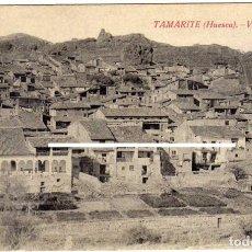 Postales: MAGNIFICA POSTAL - TAMARITE (HUESCA) - VISTA PARCIAL . Lote 183602187