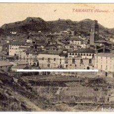 Postales: MAGNIFICA POSTAL - TAMARITE (HUESCA) - VISTA PARCIAL . Lote 183603180