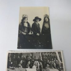 Postales: POSTALES FOTOGRÁFICAS CALATAYUD ZARAGOZA FOTOGRAFIA RUBIO. Lote 183714676