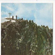Postales: 9 - BENASQUE (PIRINEO ARAGONES).- PASO DE MAHOMA Y CIMA DEL ANETO 3404 M.. Lote 183720063
