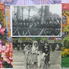 Postales: POSTALES FOTOGRÁFICAS ZARAGOZA AÑOS 1929 Y 41. Lote 183762061