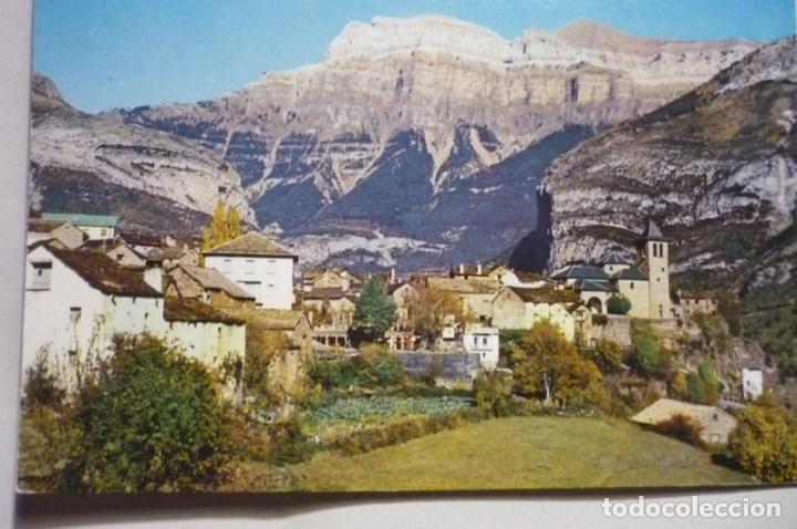 POSTAL TORLA -PARCIAL FONDO MONDARRUEGO (Postales - España - Aragón Moderna (desde 1.940))