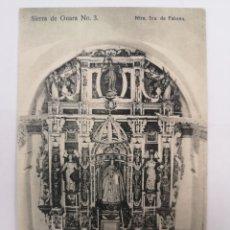 Postales: POSTAL SIERRA DE GUARA - NTRA SRA DE FABANA - 3 - EDITORES SEVILLANOS - HUESCA. Lote 183989247
