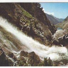 Postales: 7 - BALNEARIO DE PANTICOSA (ALT.1636M).- (VALLE DE TENA). CASCADA COLA DE CABALLO.. Lote 184010088