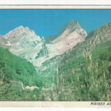 Postales: BIELSA - PIRINEO ARAGONES .- VALLE DE PINETA.. Lote 184010320