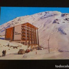 Postales: CANDANCHU HUESCA HOTEL EDELWEISS. Lote 184017812