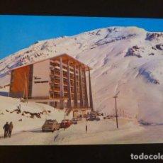 Postales: CANDANCHU HUESCA HOTEL EDELWEISS. Lote 184017888
