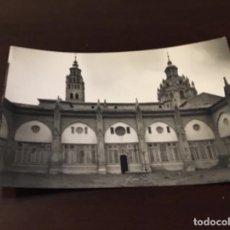 Postales: ANTIGUA POSTAL FOTOGRÁFICA TARAZONA CATEDRAL CLAUSTRO SIGLO XVI. Lote 184573718