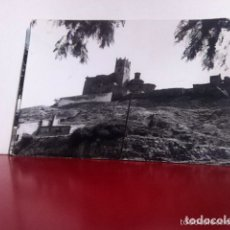 Postales: FOTO 1965. CASTILLO A IDENTIFICAR,POSIBLEMENTE DE ARAGÓN. Lote 184783977