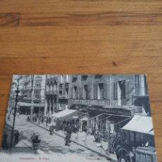 Postales: POSTAL DE ZARAGOZA EL COSO. Lote 184856738