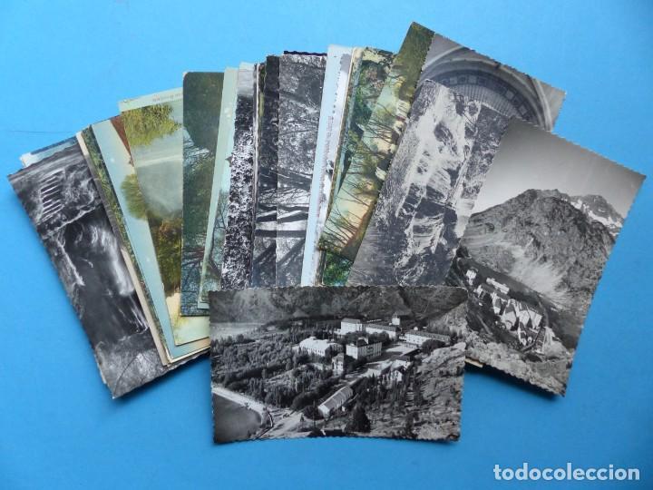 ARAGON - 47 ANTIGUAS POSTALES DIFERENTES - VER FOTOS ADICIONALES (Postales - España - Aragón Antigua (hasta 1939))
