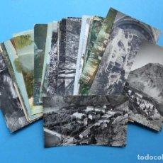 Postales: ARAGON - 47 ANTIGUAS POSTALES DIFERENTES - VER FOTOS ADICIONALES. Lote 186325073
