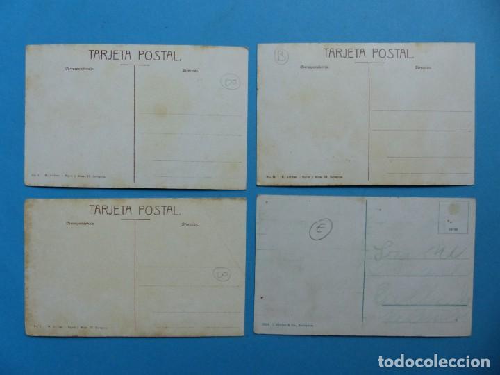 Postales: ARAGON - 47 ANTIGUAS POSTALES DIFERENTES - VER FOTOS ADICIONALES - Foto 7 - 186325073
