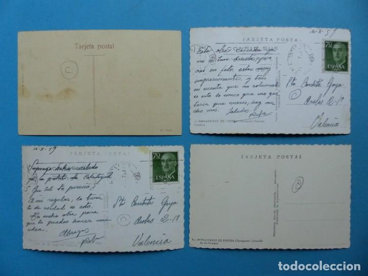Postales: ARAGON - 47 ANTIGUAS POSTALES DIFERENTES - VER FOTOS ADICIONALES - Foto 13 - 186325073