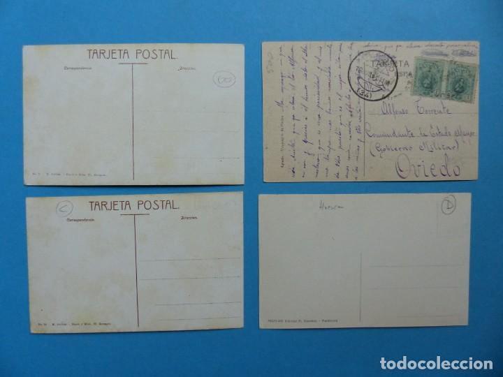 Postales: ARAGON - 47 ANTIGUAS POSTALES DIFERENTES - VER FOTOS ADICIONALES - Foto 21 - 186325073