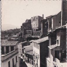 Postales: TARAZONA (ZARAGOZA) - CALLE DE SAN JUAN. Lote 186803516