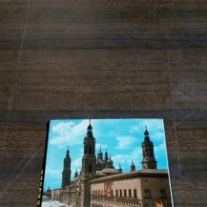 Postales: GRUPO DE POSTALES ZARAGOZA. Lote 187871531