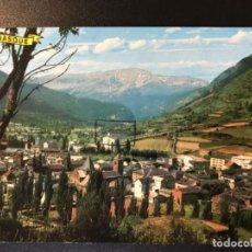 Postales: POSTAL HUESCA ALTO ARAGON VISTA GENERAL BENASQUE FOTO PEÑARROYA JACA SIN ESCRIBIR NI CIRCULAR . Lote 188569622