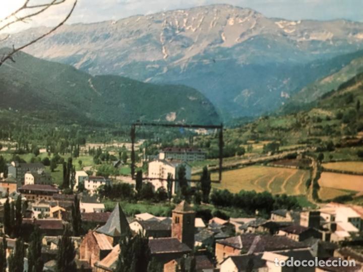 Postales: Postal huesca alto aragon vista general benasque foto peñarroya jaca sin escribir ni circular - Foto 2 - 188569622